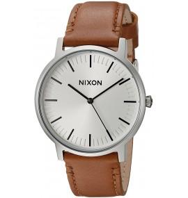 Relógio Masculino Nixon Porter Leather A1058