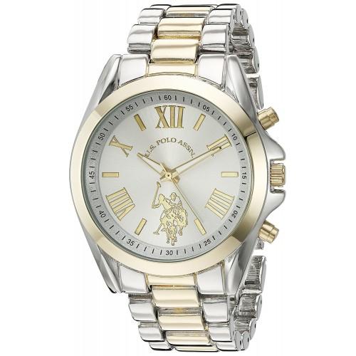 97b91e9b654 Relógio Feminino U.S. Polo Assn. Quartz Metal