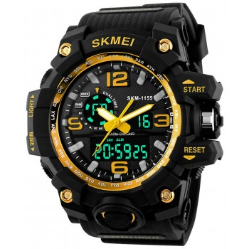 Relógio S SHOCK Militar LED Sports