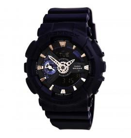 Relógio Masculino Casio G-Shock Blue Dial Resin