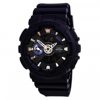 Relógio Masculino Casio G-Shock Blue Dial Resin