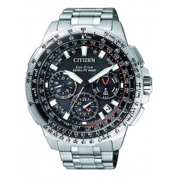 Citizen Eco-Drive Satellite Wave Solar CC9020-54E