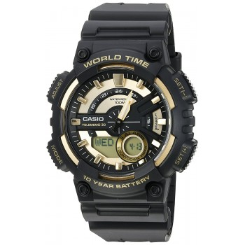 Relógio Masculino Casio Heavy Duty AEQ110BW-9AV