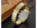 Relógio Feminino Luxury Crystal Diamonds