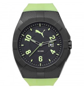 Relógio Masculino PUMA Preto e Verde