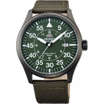 Relógio Masculino Orient Flight Collection