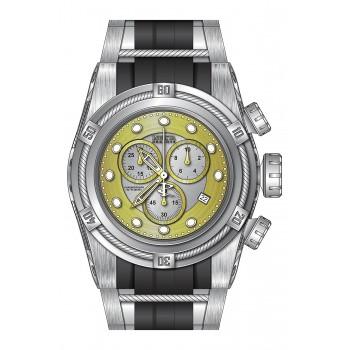 Relógio Invicta Bolt Zeus 21811 Reserve Ouro e Prata
