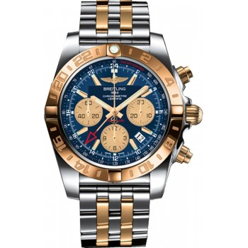 Relógio Masculino Breitling Chronomat 44 GMT Analog Display