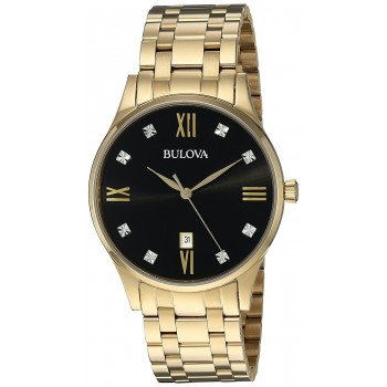 Relógio Bulova Diamonds 97D108