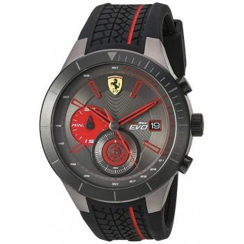 Relógio Ferrari 830341 Red Rev Evo Chrono
