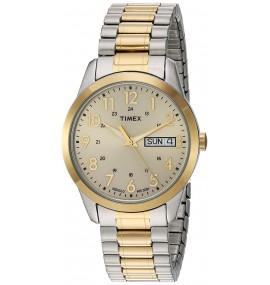 Relógio Masculino Timex Quartz Brass
