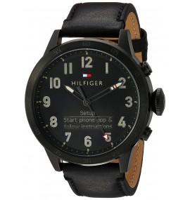Relógio Masculino Tommy Hilfiger Black