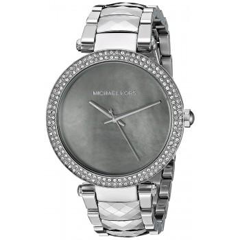 Relógio Feminino Michael Kors Parker Silver