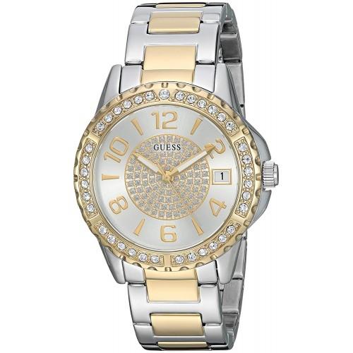 Relógio Feminino Guess Crystal   Loja Compra24h 3eedad6ebd