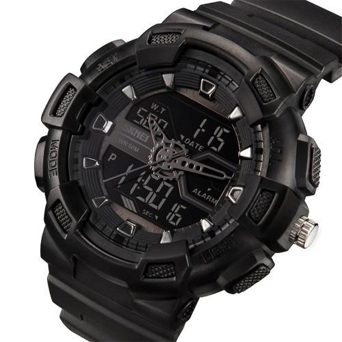 21a3eea53 Relógio Sport Militar LED Display