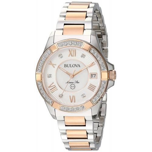 4a18e761bf2 Relógio Feminino Bulova Marine Star