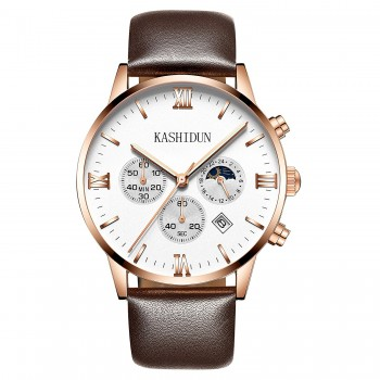 Relógio Masculino KASHIDUN Casual