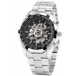 Relógio Carrie Hughes Automático Skeleton CH245