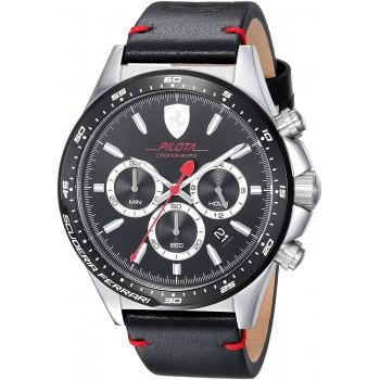 Relógio Scuderia Ferrari Pilota 0830389