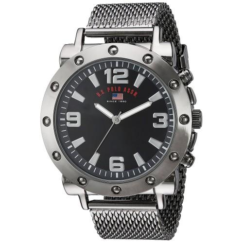 bc6124a1663 Relógio Masculino U.S. Polo Black