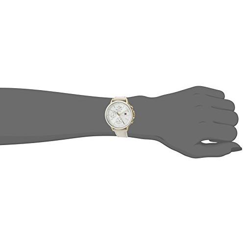 8575e56be90 Relógio Feminino Tommy Hilfiger  Sport  Gold-Tone