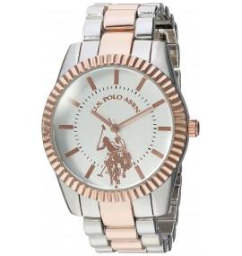 Relógio Feminino U.S. Polo Assn. Classic Metal