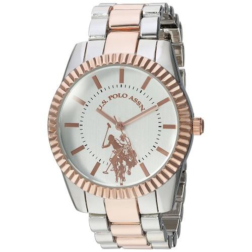 7505e23ca0e Relógio Feminino U.S. Polo Assn. Classic Metal
