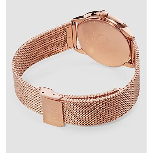 Relógio Calvin Klein Feminino Ouro Rosé K3G23626   Loja Compra24h 2e515ab397