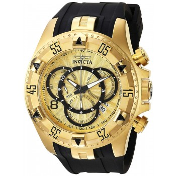 Invicta Excursion Gold 18k 24273
