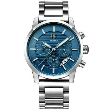 Relógio BENYAR masculino com Cronógrafo 2018