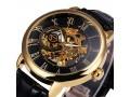 Relógio Caluxe Luxury Skeleton