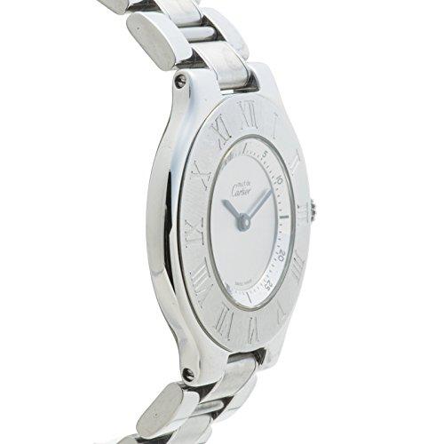 84f90048d2f Relógio Feminino Cartier Must 21