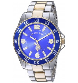 U.S. Polo Assn. Masculino Royal Blue Dial