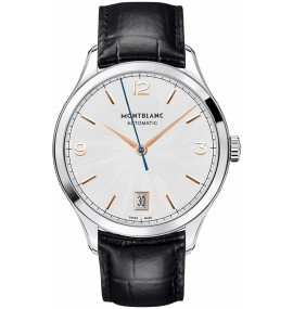 Relógio Masculino Montblanc Heritage Black