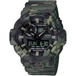 Relógio Casio G-Shock GA700CM-3A Camuflado