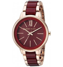 Relógio Anne Klein Dress Bordô