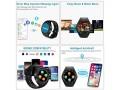 Relógio SmartWatch Android e IOS com slot para cartão SIM