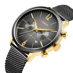 Relógio Curren 8313 Chronograph