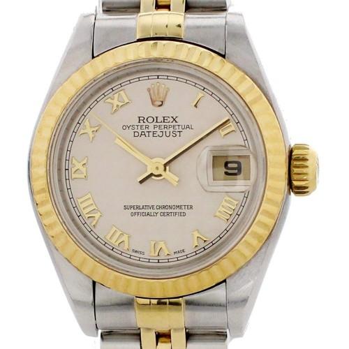 7aceff4ed60 Relógio Feminino Rolex Datejust 69173