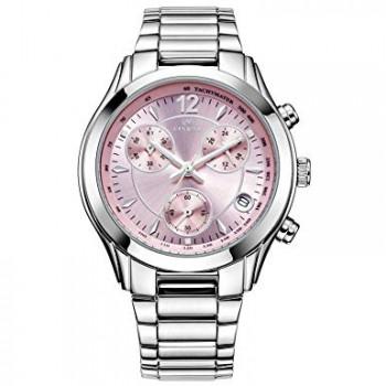 Relógio Feminino Luxury Rosa