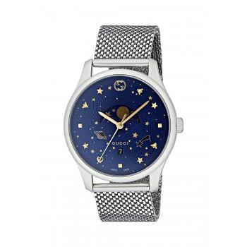 c6789fbe5820b Relógio Masculino Gucci G-Timeless Azul YA126328